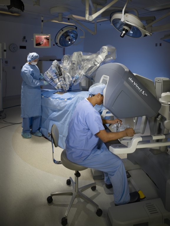 Da Vinci Robotic Surgery San Bernardino Urology